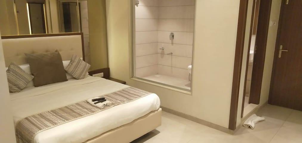 Executive Room- Hotel Shree Balaji International