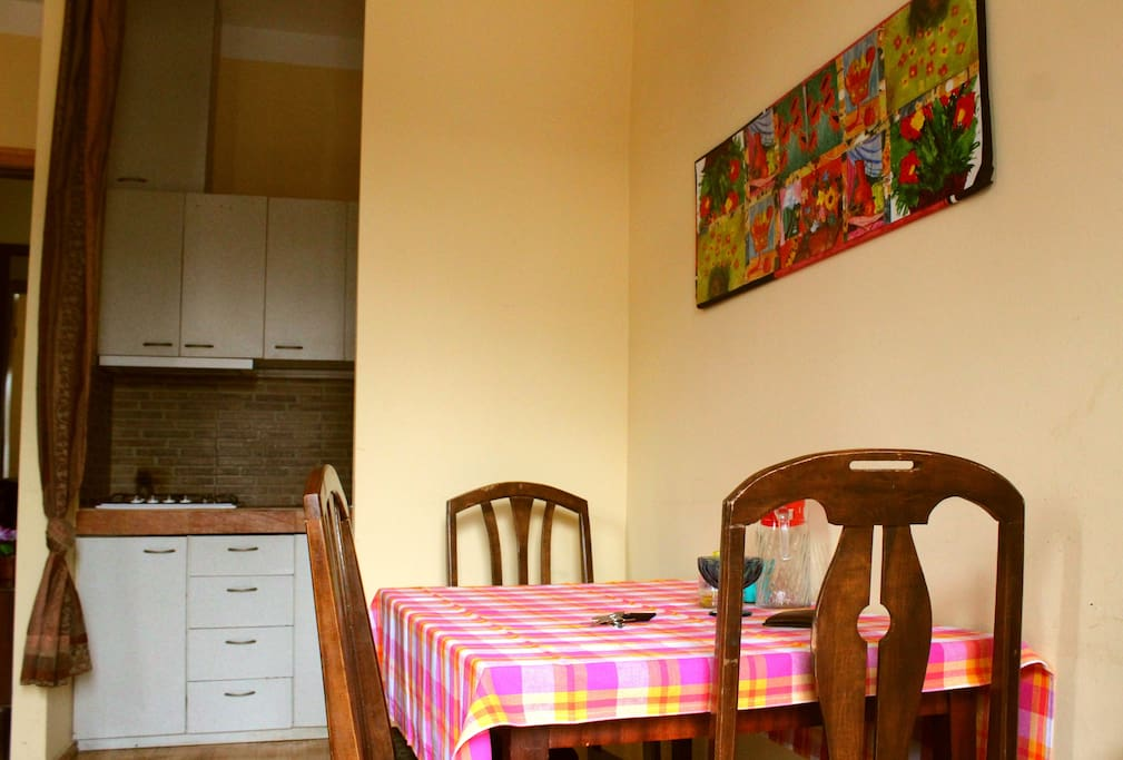 Kitchen & Dining - Кухня и столовая
