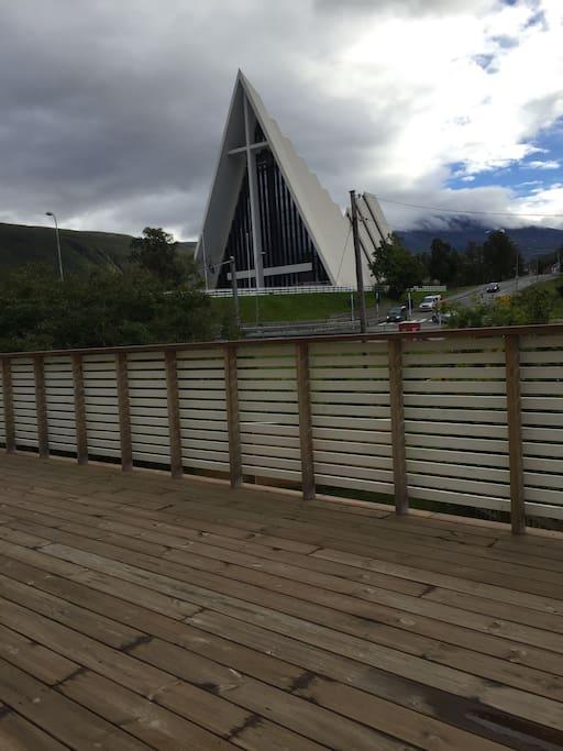 Utsikt/terrasse
