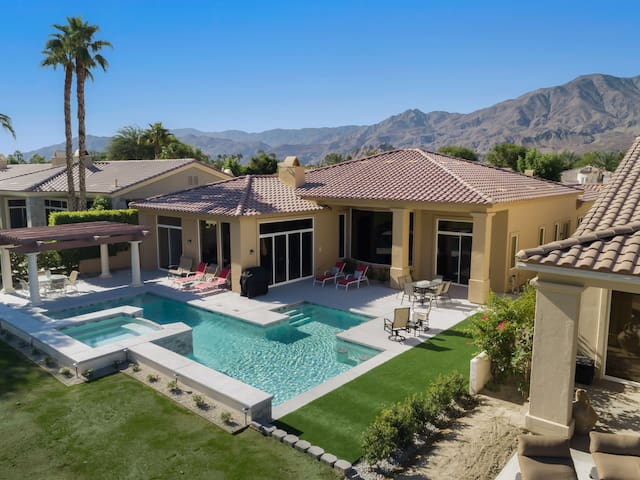 ★ PGA West Luxury - Private Pool on Nicklaus 18th