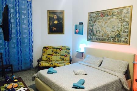 La Kikka di monte verde b&b - Roma - Apartment