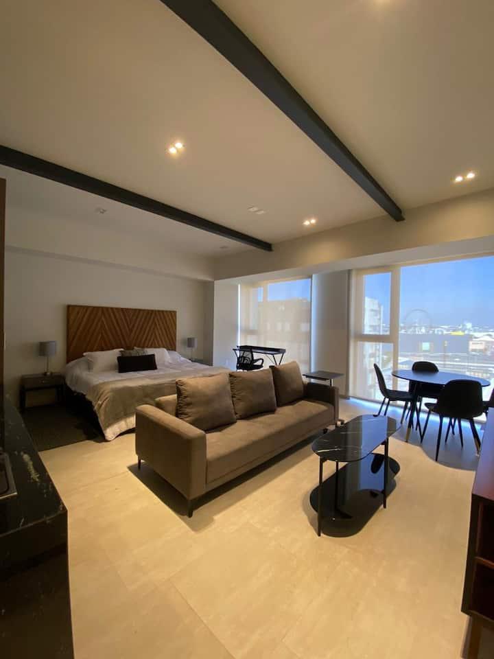 Moderno  Loft en la zona más exclusiva de Puebla