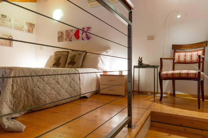 Giusti House - Family Room 3 Pax with Bathroom