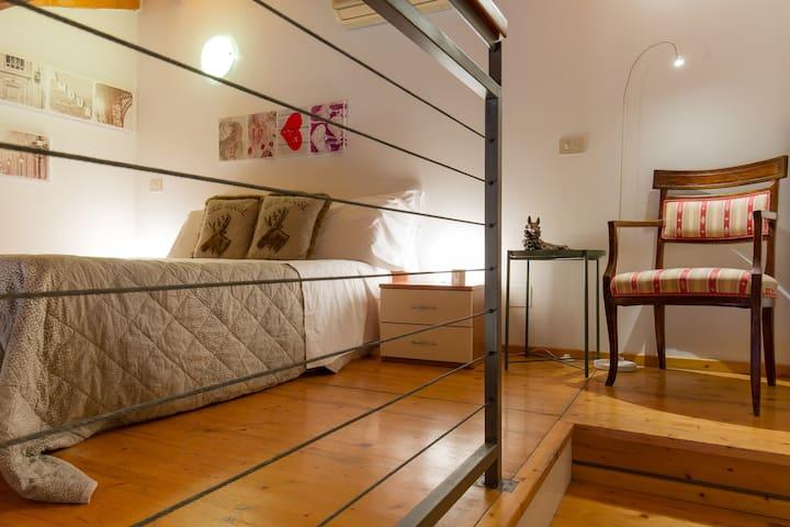 Giusti House  - 家庭间3人,带浴室
