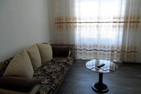 Уютная квартира и большая квартира - Apartamento