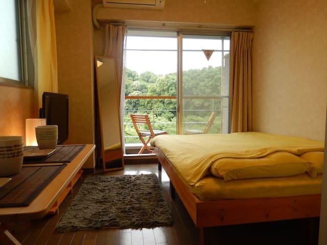 Promo/Amazing View / Yoyogi Park - Shibuya - Apartemen