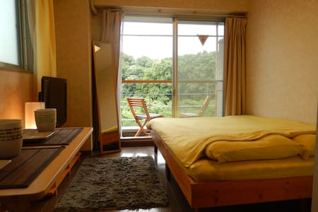 Promo/Amazing View / Yoyogi Park - Shibuya - Appartement