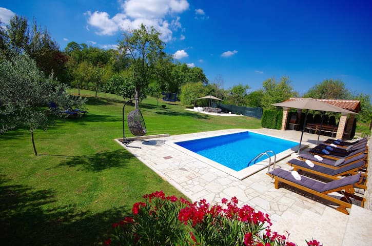 Luxury villa in central Istria - Pazin - Villa