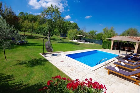 Luxury villa in central Istria - Pazin