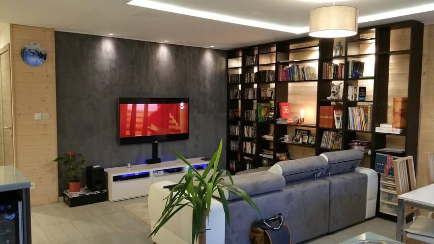 Appartement 3 pièces 70m² Metz-Sablon - Metz - Lägenhet
