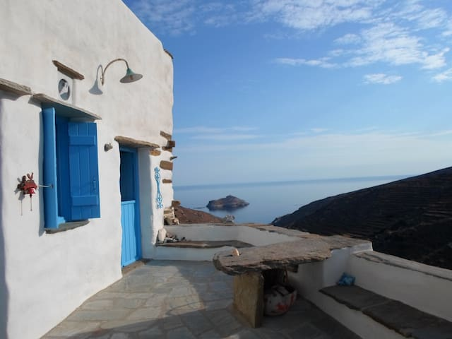 Marialex Traditional house - Tinos - Vila