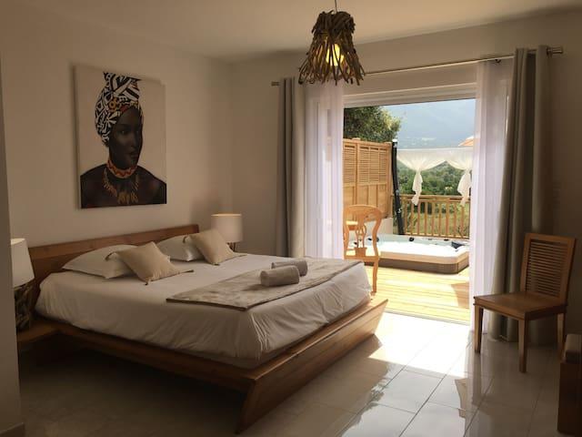 Chambre d'hôtes Erbalunga   /Villa Torrella