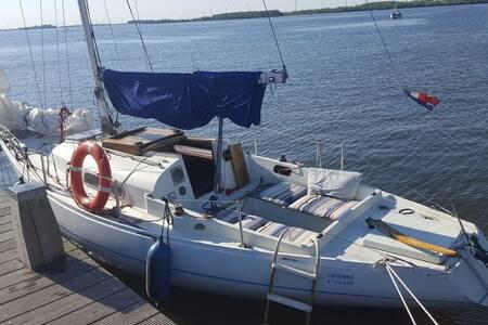 """Harderwijk Sailingboat """"Chinook"""""""
