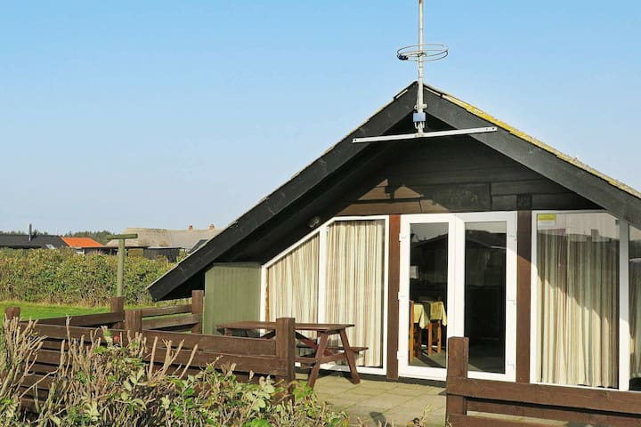 Charming Holiday Home in Harboøre Near the Sea