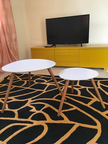 Beau F2, a 1min du carrefour golf - Yaoundé - Apartment