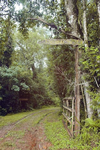 Reserva Natrural Yvytu, Corredor Biológico U/F