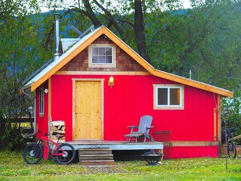 Kathlyn Creek Cottage @  Smithers B.C.