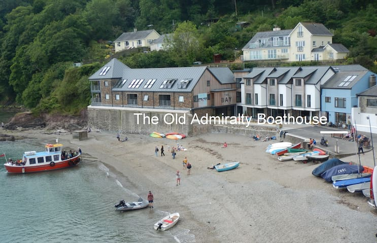 'THE OLD ADMIRALTY BOAT HOUSE'  (listing 1 of 3)