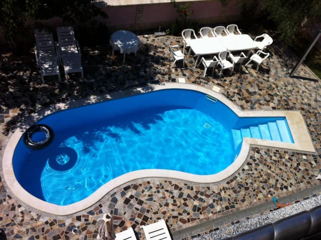 Villa Baldi - house with pool in Tar, Croatia APP8 - Tar