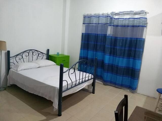 Suite near Malecon, Mall el Pacífico & beach.