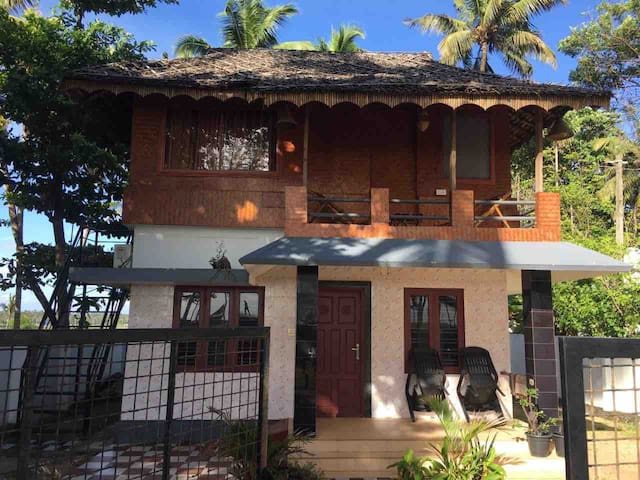 Cherai Beach Retreat