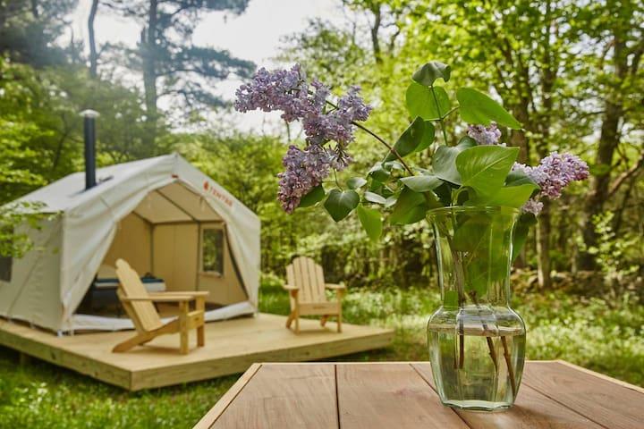 Tentrr - Lovely Apple Grove Retreat
