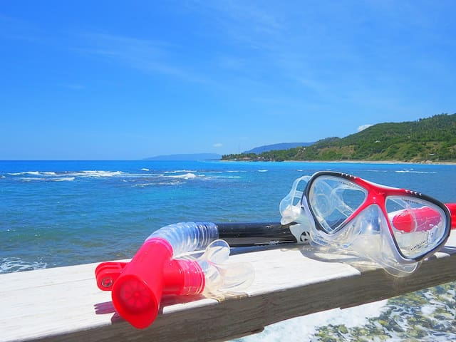 Catch the Ocean Breeze! Intimate Natural Peaceful