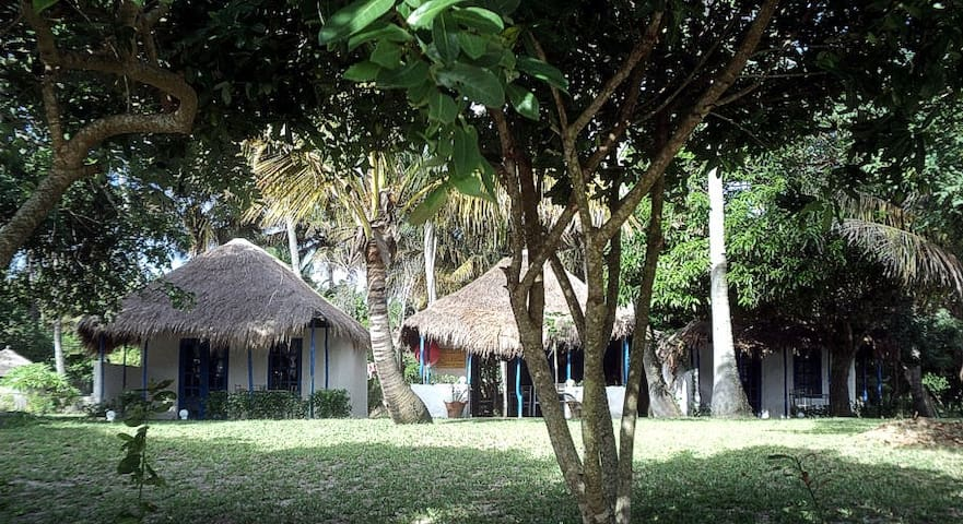 KaiaPraia self-catering Lodge in Mozambique