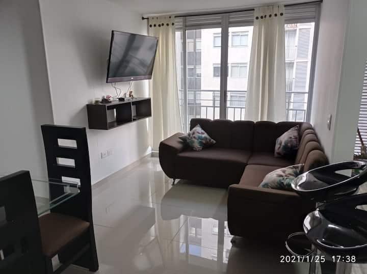 Moderno Apartamento con Parqueadero Ibagué