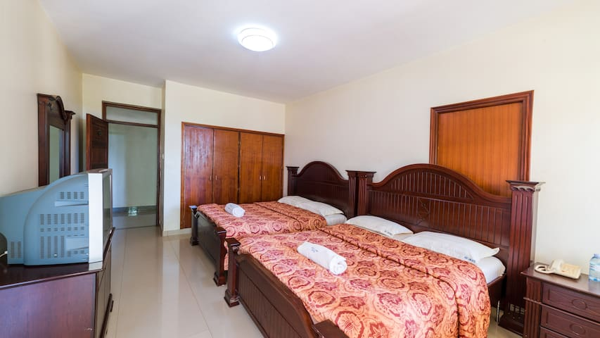 Trendy Deluxe Twin Rooms In Masaka