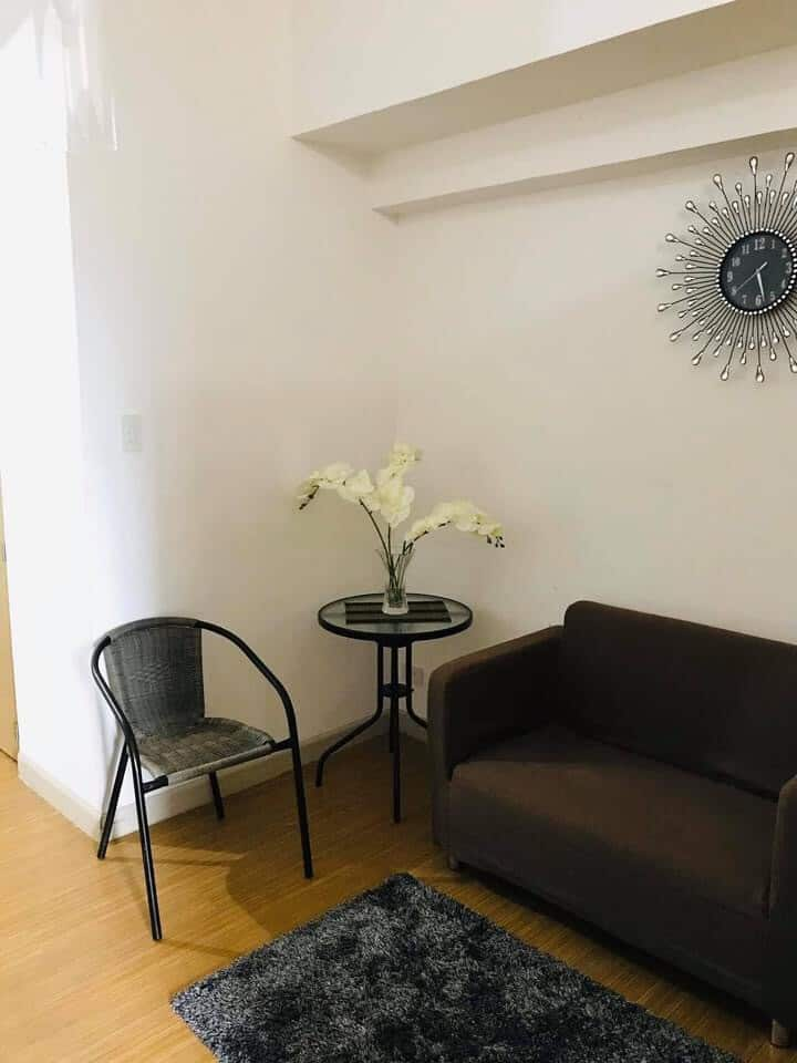 Cozy Fully Furnished 1 BR Condo Unit with Balcony