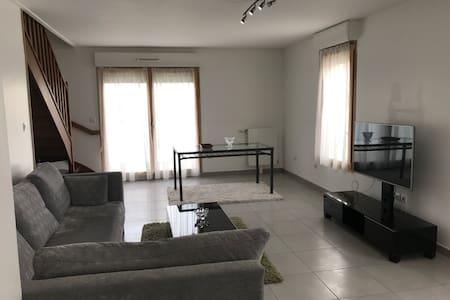 Appartement neuf  en Duplex à 5mn à pied de Paris - 奧貝維利埃(Aubervilliers)