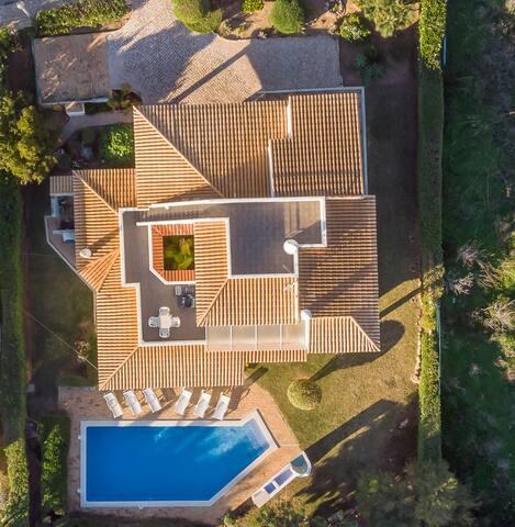 3 Bedroom Villa w/ Pool Albufeira (Cerro de Aguia)
