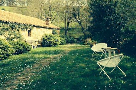 Casa, naturaleza, Huerta y jardín - Entrambasaguas