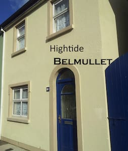 'HighTide' Belmullet,Broadhaven,Wild Atlantic Way. - Belmullet - Townhouse