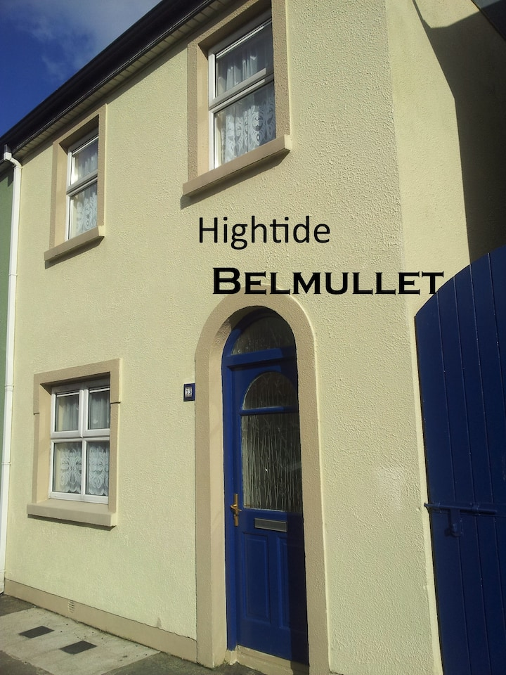 'HighTide' Townhouse with sea views.