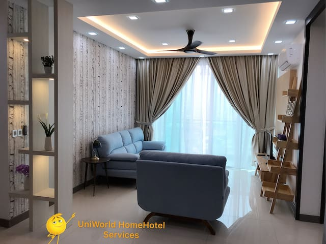 Luxury HomeHotel Paragon Suites, Central, 1-7 pax