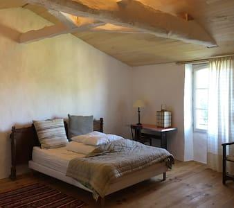 Bazas Inn Fontarabie - Village house with a view