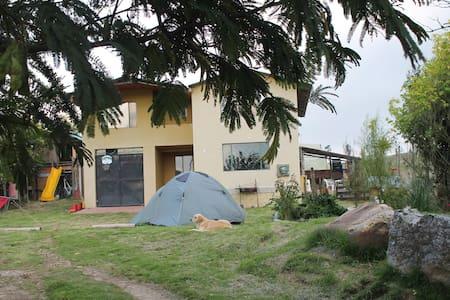 Ecoturismo, Camping, Comida Colombiana - Bogotá - La Calera - Zelt