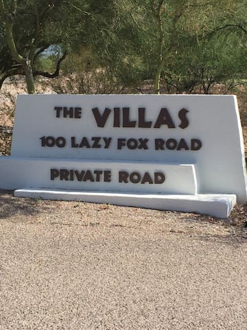Country Club villas - Wickenburg - Condo