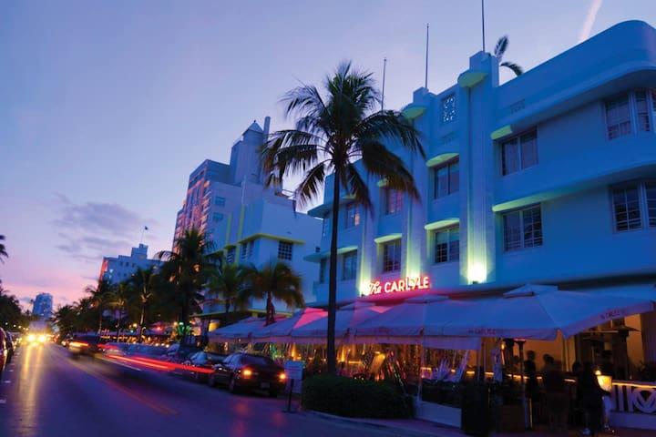 Heart of South Beach/Modern Apartment/Ocean Dr.