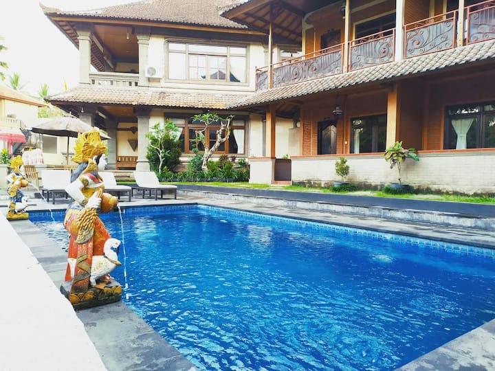 Pande Permai Bungalow Ubud Bali