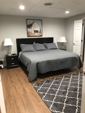 NEW #2 - Private One Bedroom - Recently Renovated
