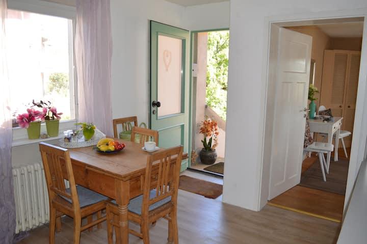 Gemütliche Wohnung in Wiesbaden Auringen, Nähe A3