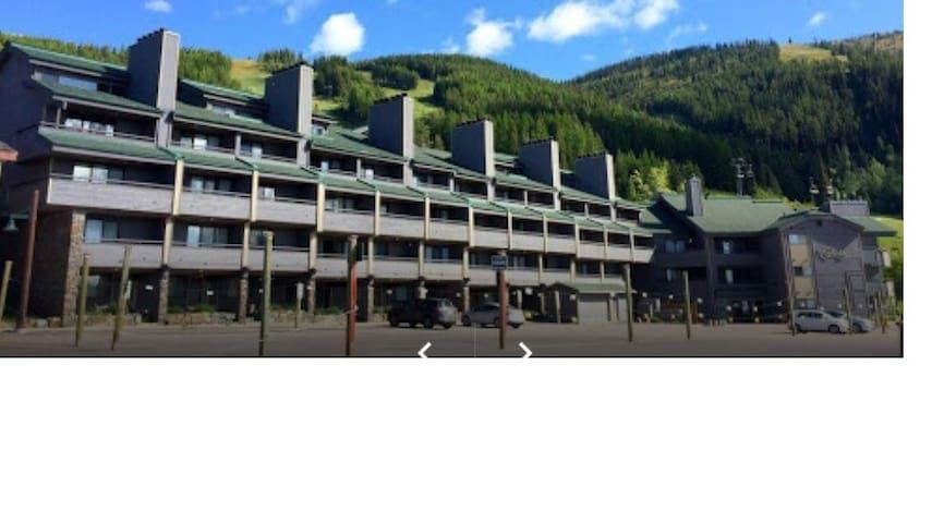 Whitefish Mountain 1-BR Condo