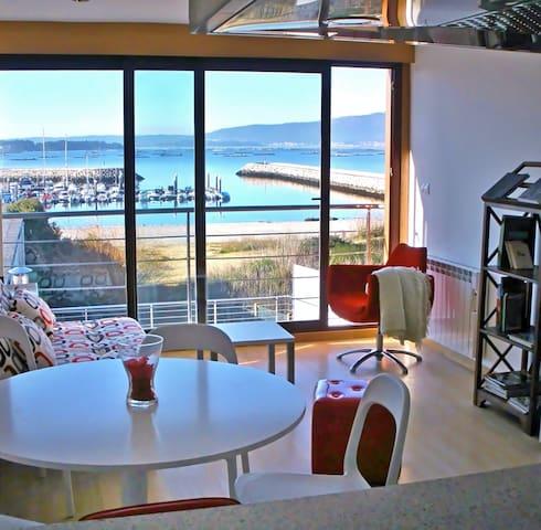Apartamentos con impresionantes vistas (2a, 2b 3a)