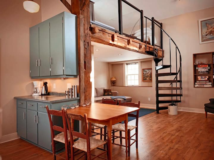 1850's Post & Beam Carriagehouse