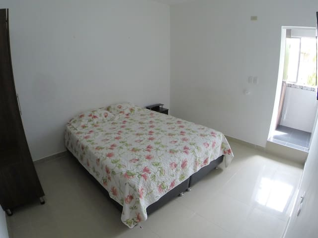 Habitación 204 tipo Suite Hotelera