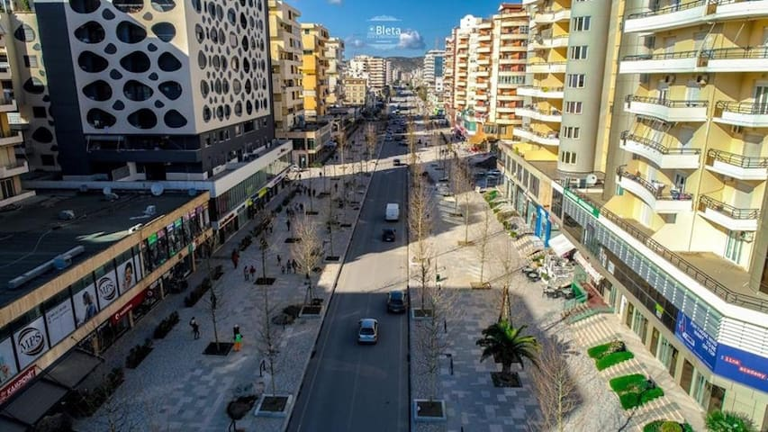 MODERN LUXURIOUS CONDO IN THE HEART OF VLORA