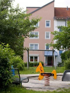 2- Zi Whg. München Nord - Unterschleißheim - Daire